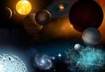 Plaatje van planeten