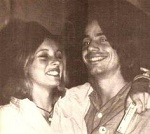 Jackson Browne en Phyllis Major