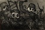 schilderij van Otto Dix